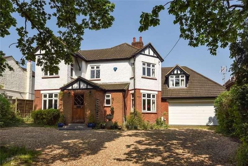 5 Bedrooms Detached House for sale in Newport Road, Woburn Sands, Buckinghamshire, MK17