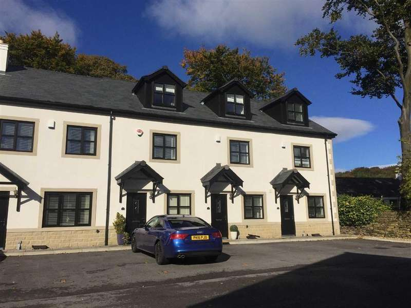 3 Bedrooms Mews House for sale in Field Top Court, Fence, Lancashire