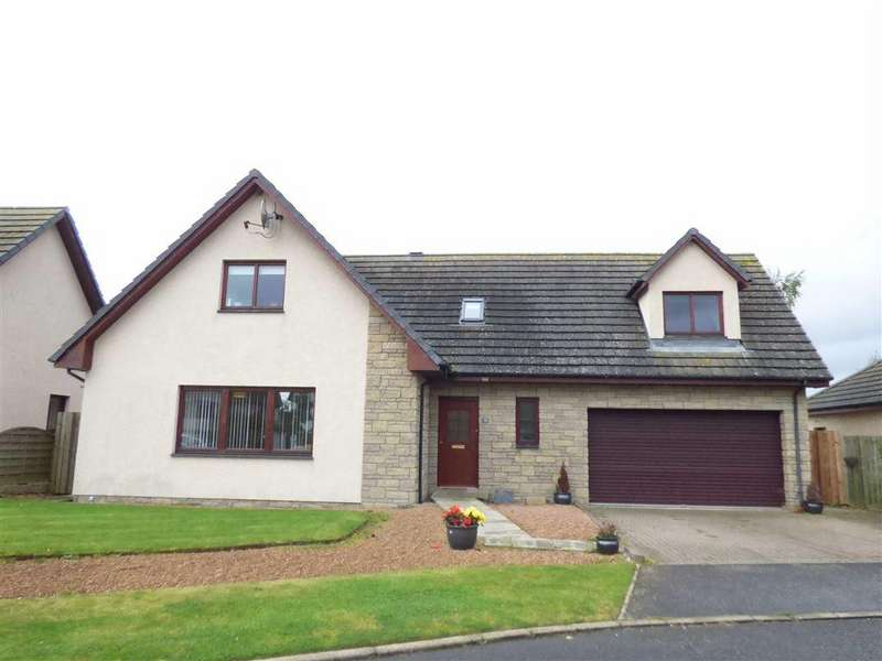 4 Bedrooms Detached House for sale in Anderson Drive, Balmullo