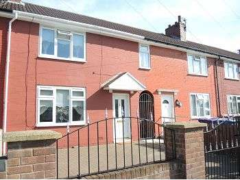 3 Bedrooms Terraced House for sale in Dencourt Road, Norris Green, Liverpool