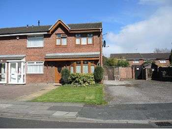 3 Bedrooms Semi Detached House for sale in Pinewood Avenue, Croxteth Park, Liverpool
