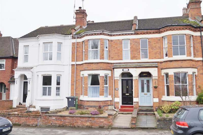 3 Bedrooms Terraced House for sale in Rugby Road, Leamington Spa