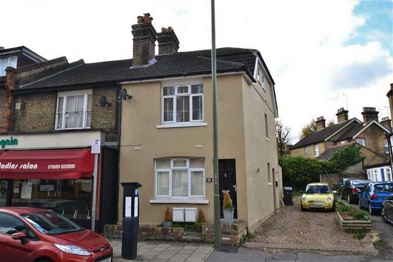 1 Bedroom Maisonette Flat for sale in Chislehurst Road, Orpington, Kent