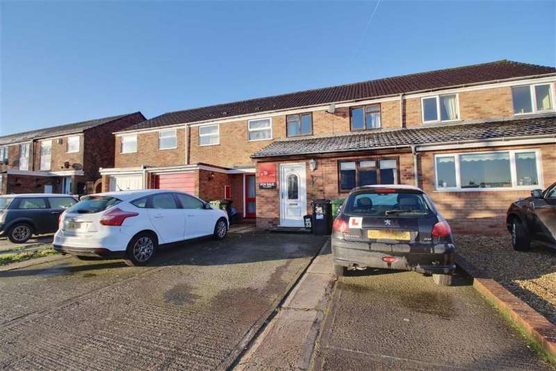 3 Bedrooms Terraced House for sale in Compton Close, Gloucester
