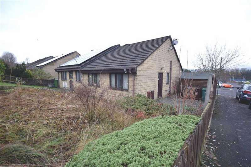 2 Bedrooms Semi Detached Bungalow for sale in Garden Street, Nelson, Lancashire