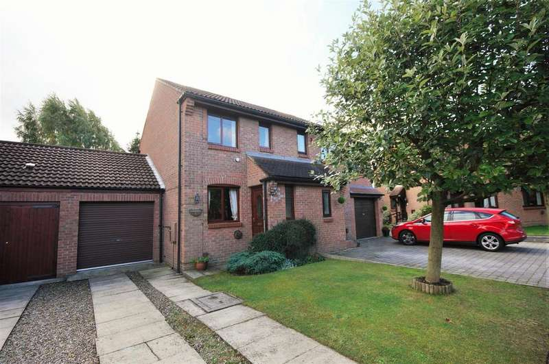 2 Bedrooms Semi Detached House for sale in Portal Road, Boroughbridge Road, York