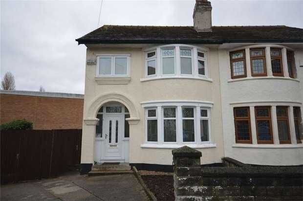 3 Bedrooms Semi Detached House for sale in Woodcroft Lane, Bebington, Merseyside