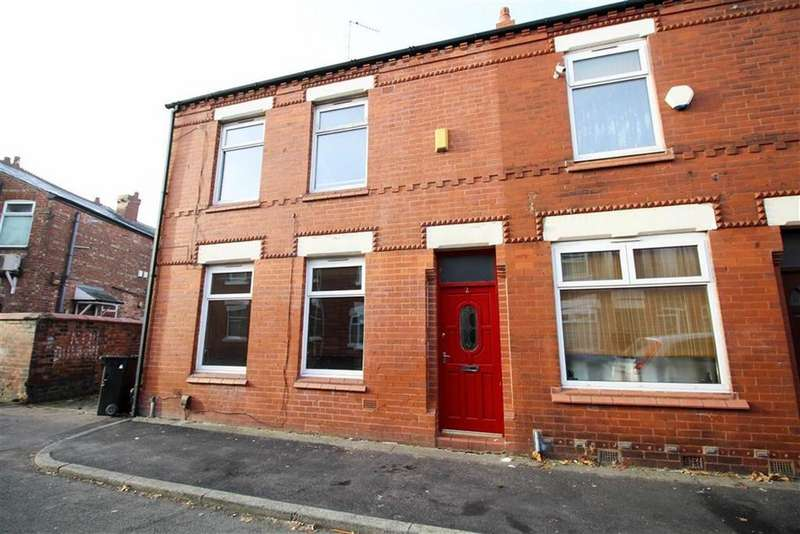 3 Bedrooms Semi Detached House for sale in Oldham Street, Reddish, Stockport