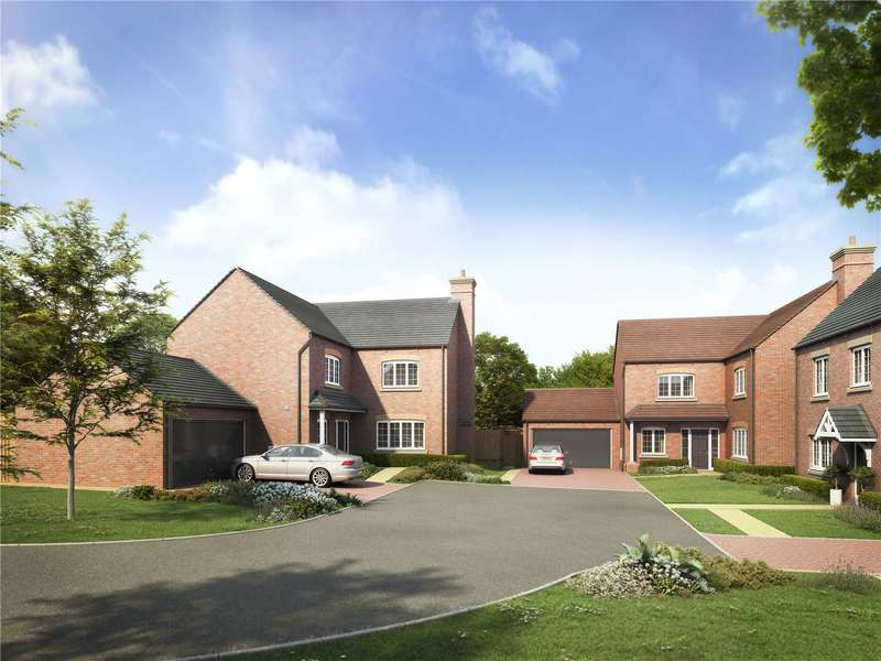 4 Bedrooms Detached House for sale in Milton Road, Adderbury, Banbury, Oxfordshire, OX17