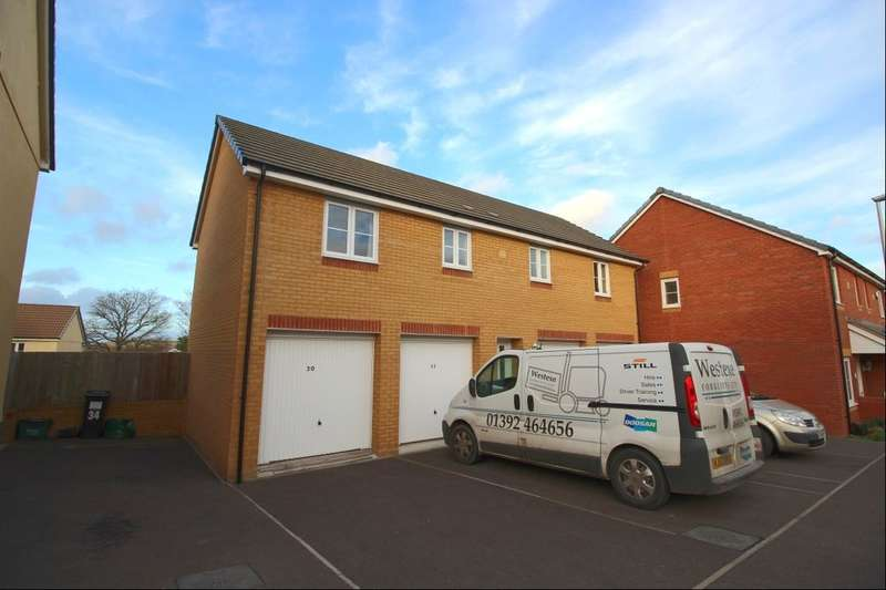2 Bedrooms Property for sale in Orchard Grove, Newton Abbot, TQ12