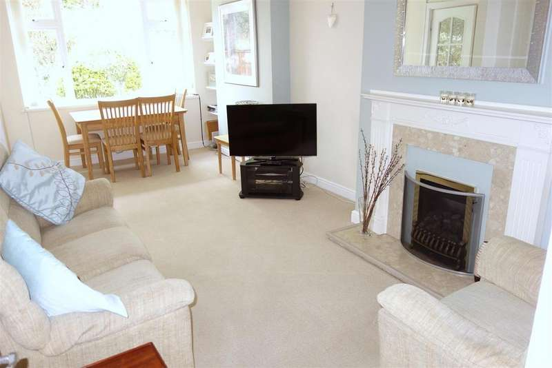 2 Bedrooms End Of Terrace House for sale in Taff Cottages, Cog Road, Sully