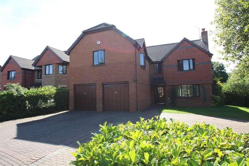 5 Bedrooms Detached House for sale in Loughton, Milton Keynes
