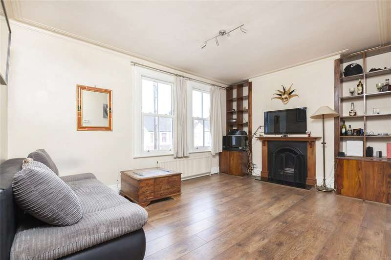 2 Bedrooms Apartment Flat for sale in Selby Road, London