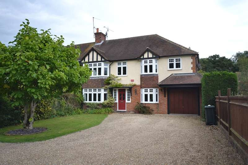 5 Bedrooms Semi Detached House for sale in Emmer Green