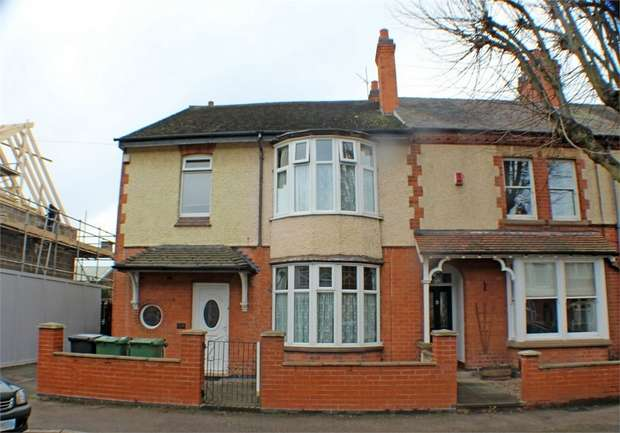 6 Bedrooms End Of Terrace House for sale in Albert Promenade, Loughborough, Leicestershire