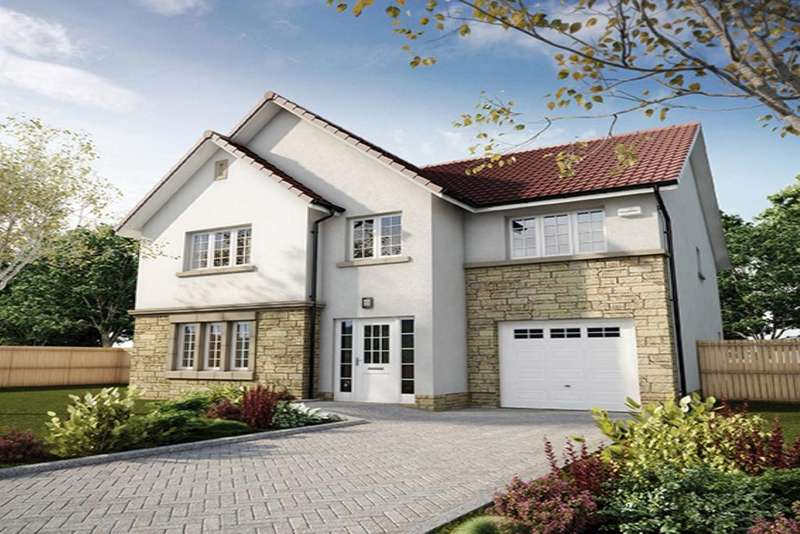 5 Bedrooms Detached House for sale in The Crichton, Liberton Grange, Off Liberton Gardens, Liberton, EH16 6NE