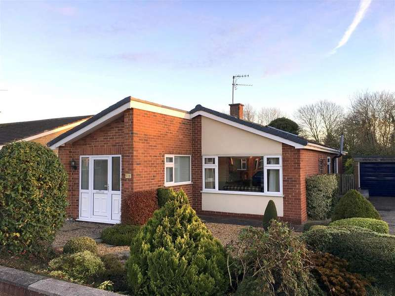 3 Bedrooms Detached Bungalow for sale in St. Oswalds Close, Sowerby, Thirsk