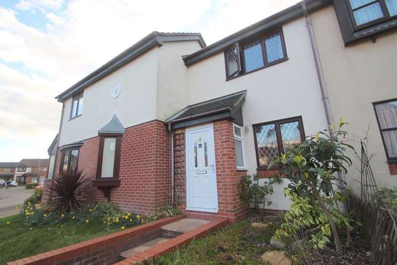 2 Bedrooms Terraced House for sale in Dundonald Close, Southampton