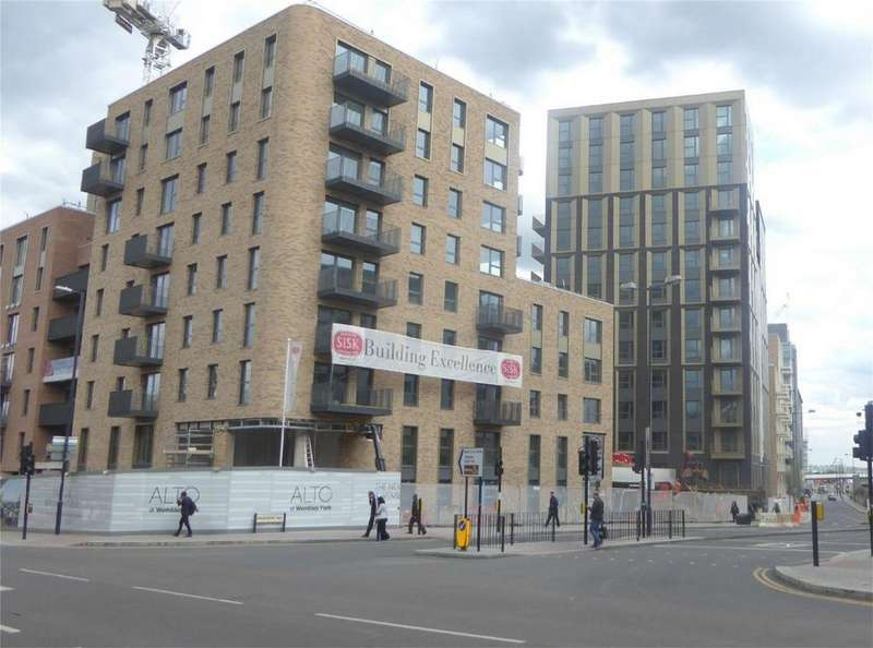 2 Bedrooms Flat for sale in Cedar House - Wembley Park, Wembley, Greater London