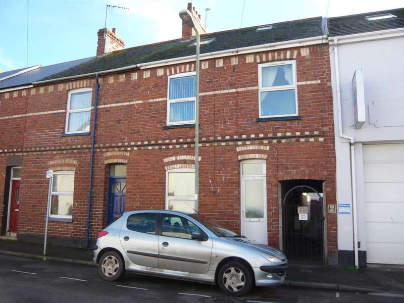 2 Bedrooms Flat for sale in New North Road, Exmouth