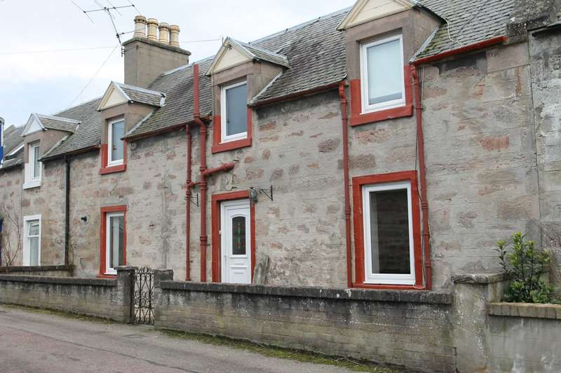 2 Bedrooms Villa House for sale in Wilson Street, Nairn