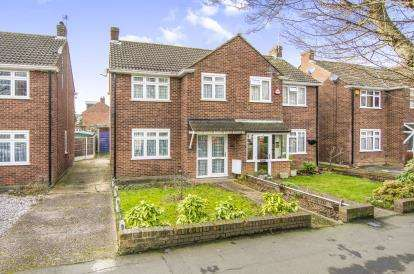 3 Bedrooms Semi Detached House for sale in Harold Wood, Romford, Essex