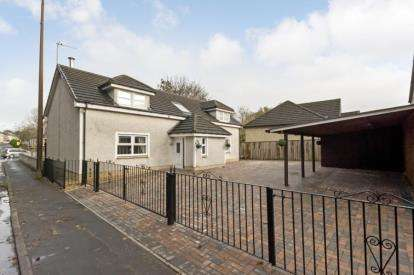 4 Bedrooms Detached House for sale in High Street, Stewarton, East Ayrshire