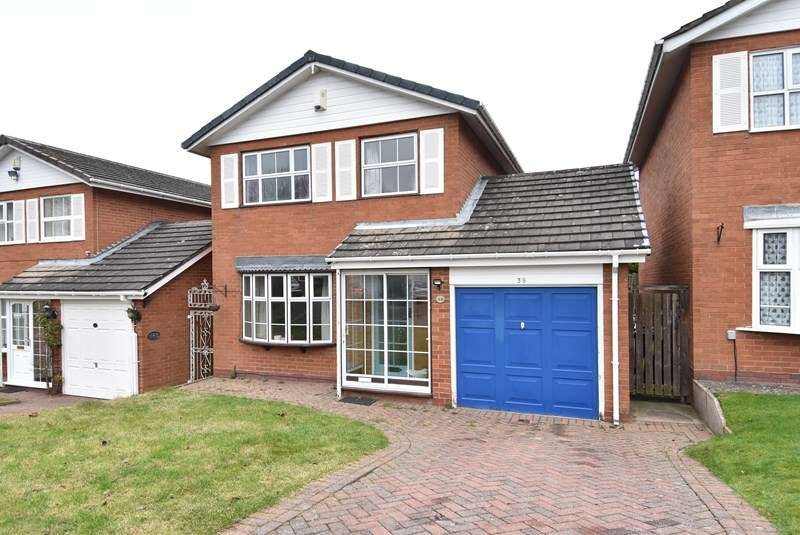3 Bedrooms Detached House for sale in Teazel Avenue, Bournville, Birmingham