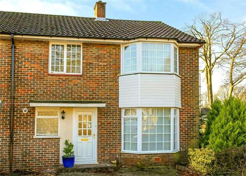 4 Bedrooms End Of Terrace House for sale in Manston Drive, Bracknell, Berkshire