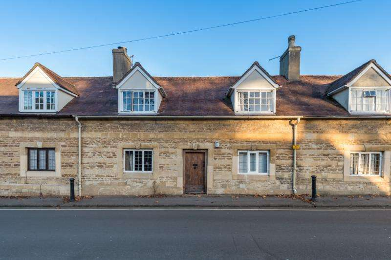 2 Bedrooms Terraced House for sale in Whye Cottage, Beauchamp Lane, Oxford, Oxfordshire