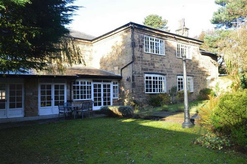 5 Bedrooms Detached House for sale in Noctorum Lane, Noctorum, CH43