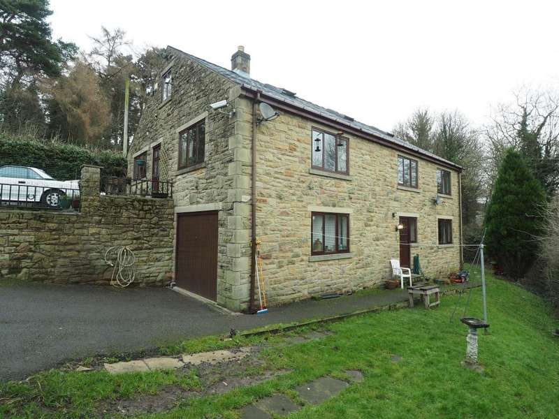 5 Bedrooms Detached House for sale in Reservoir Road, Whaley Bridge, High Peak, Derbyshire, SK23 7BW