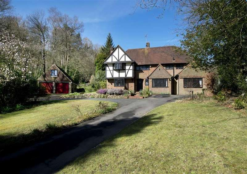 6 Bedrooms Detached House for sale in Ightham, Kent