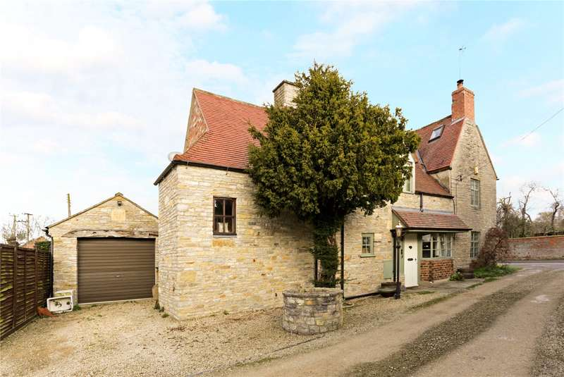 5 Bedrooms Detached House for sale in Main Street, Bretforton, Evesham, Worcestershire, WR11