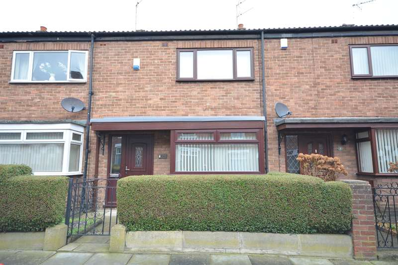 2 Bedrooms Terraced House for sale in Oaklea Terrace, Bishop Auckland, DL14 6HH