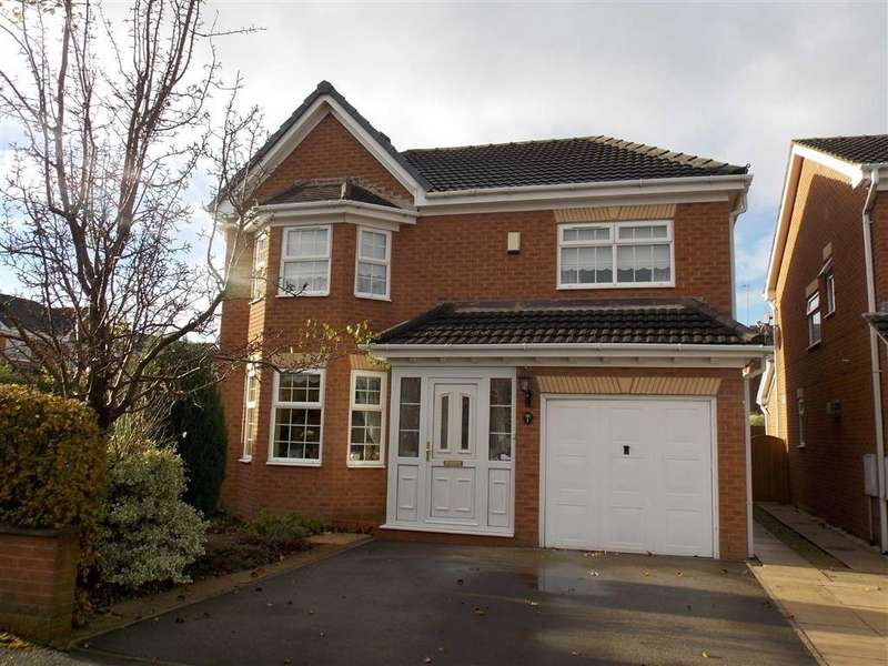 4 Bedrooms Detached House for sale in Virginia Court, Lofthouse, Wakefield, WF3