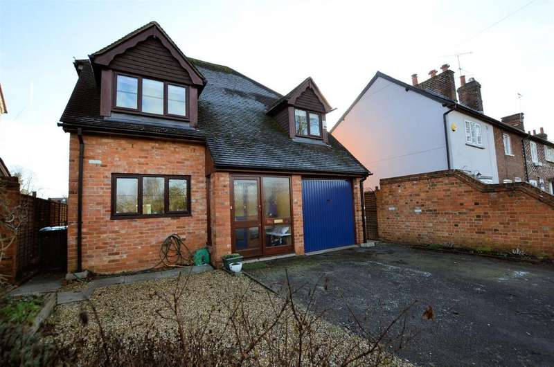5 Bedrooms Detached House for sale in Kentwood Hill, Tilehurst, Reading