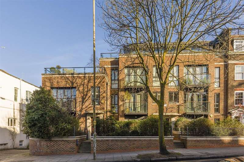 3 Bedrooms Apartment Flat for sale in Heath Cut Lodge, North End Way, NW3