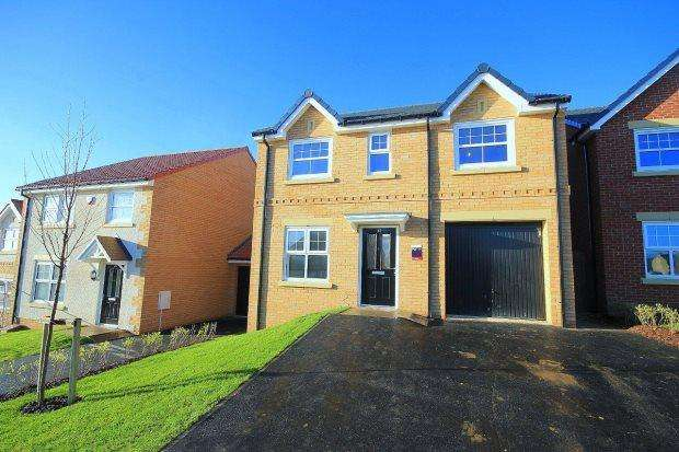 4 Bedrooms Detached House for sale in MIDDLEWOOD MOOR, USHAW MOOR, DURHAM CITY : VILLAGES WEST OF