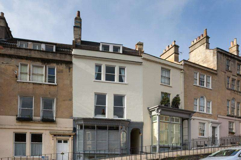 5 Bedrooms Terraced House for sale in Belvedere, Lansdown Road, Bath, BA1