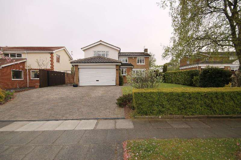 4 Bedrooms Detached House for sale in Hylton Road, Hartlepool