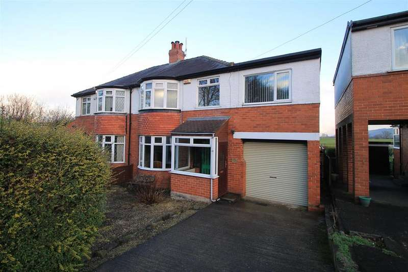 4 Bedrooms Semi Detached House for sale in Bradford Road, Burley In Wharfedale, Ilkley, LS29 7