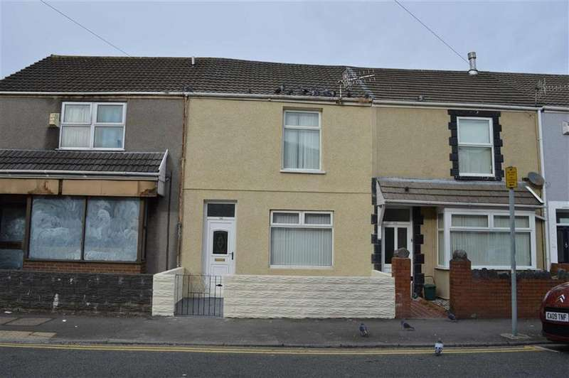 3 Bedrooms Terraced House for sale in St Helens Avenue, Swansea, SA1