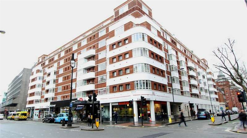 1 Bedroom Flat for sale in Paramount Court, 41 University Street, London