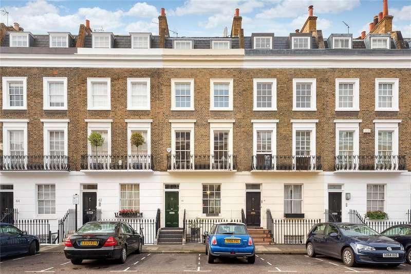 5 Bedrooms Terraced House for sale in Halsey Street, London, SW3