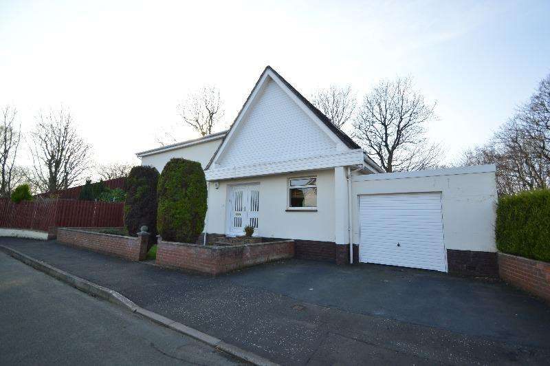 4 Bedrooms Detached House for sale in Gulliland Place, Irvine, North Ayrshire, KA12 0EW