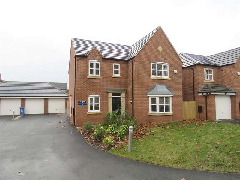 4 Bedrooms Detached House for sale in Penley Hall Drive, Penley, LL13