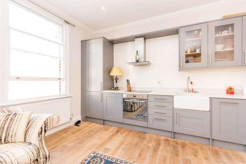 2 Bedrooms Flat for sale in Willesden Lane, Kilburn, NW6