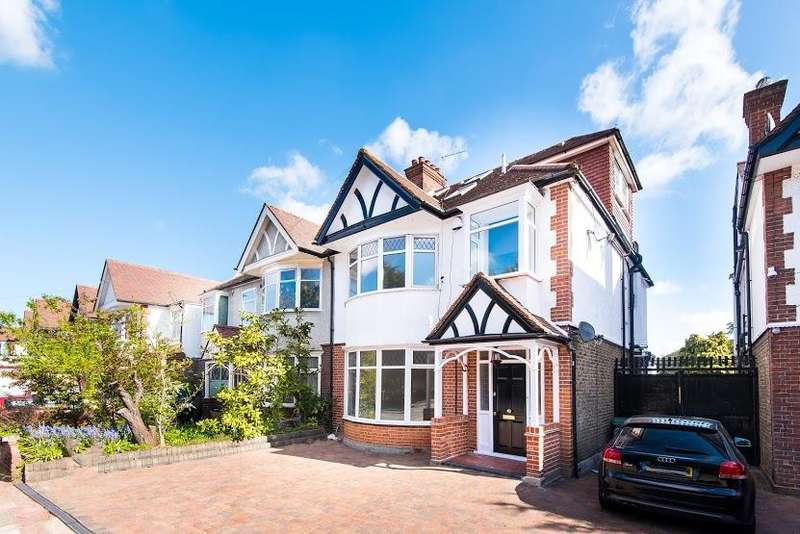 4 Bedrooms Semi Detached House for sale in Mortlake Road, Richmond, TW9