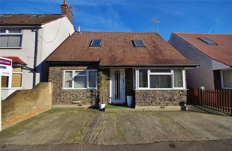 4 Bedrooms Detached House for sale in Hagden Lane, Watford, Hertfordshire, WD18